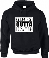STRAIGHT OUTTA HOGWARTS - INSPIRED BY HARRY POTTER